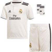 Adidas Real Madrid Home Minikit 2018/2019