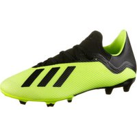 Adidas 18.3 FG Football Boot solar yellow / core black / ftwr white