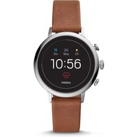 Fossil Q Venture HR Leather brown