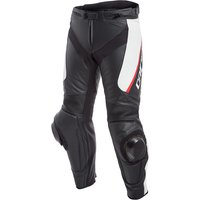 Dainese Delta 3 pants black/white/red
