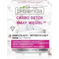 Bielenda Carbo Detox White Carbon Moisturizing Day / Night Cream (50ml)