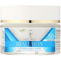 Bielenda Neuro Hyaluron Anti-Wrinkle Face Cream 50+ Day/Night (50ml)