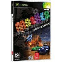 Mashed - Drive to Survive (Xbox)