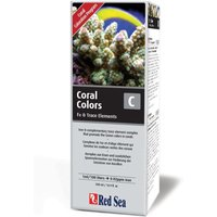 Red Sea Coral Colors C Fe & Trace Elements 500ml