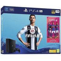 Sony PlayStation 4 (PS4) Pro 1TB + FIFA 19