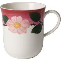 Villeroy & Boch Rose Sauvage Framboise mug with handle 0,35l