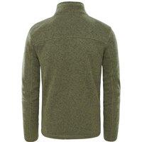 The North Face Men's Gordon Lyons Full Zip Fleece Jacket four leaf heat green