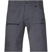 Bergans Utne Shorts Solid dark grey/solid charcoal