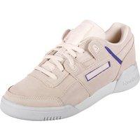 Reebok Workout Lo Plus W subtle pop-pale pink/ultima purple/white