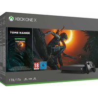Microsoft Xbox One X 1TB + Shadow of The Tomb Raider