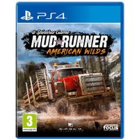 Mudrunner: a Spintires Game: American Wilds Edition (PS4)