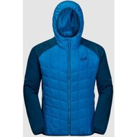 Jack Wolfskin Grassland Hybrid Hood men electric blue