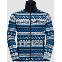 Jack Wolfskin Nordic Jacket Men electric blue