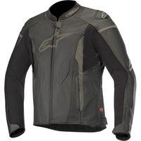 Alpinestars Faster Leather Black