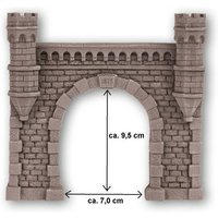 Noch Tunnel Portal single track, 16 x 15,2 cm (58270)