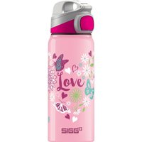 SIGG Alu Miracle 0.6L Love