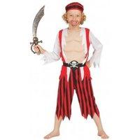 Guirca Pirate costume 7-9 years (125-135) cm