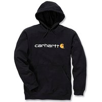 Carhartt Signature Logo Midweight Sweatshirt black (100074-001)