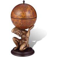 VidaXL Globe Bar Atlas (241958)