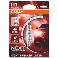 Osram Night Breaker Laser H1 Next gen (64150NL-01B)