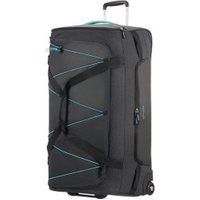 American Tourister Road Quest Wheeled Travel Bag 79 cm graphite/turquoise