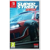 Super Street: The Game (Switch)