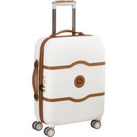 Delsey Chatelet Air 4 Wheel Trolley 55 cm Slim Line angora