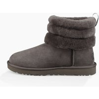 UGG Fluff Mini Quilted Logo Boot