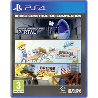 Bridge Constructor: Compilation (PS4)