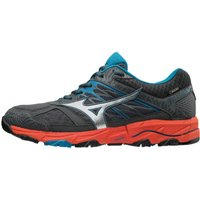 Mizuno Wave Mujin 5 GTX darkshadow/silv/ctomato