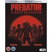 Predator Trilogy (4K UHD) [Blu-ray] [2018]