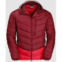 Jack Wolfskin Neon Men (1203902) red maroon