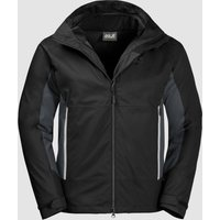 Jack Wolfskin North Border 3-in-1 Hardshell Men (1107804) black