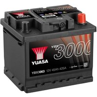 Yuasa 12v 45AH 425A YBX3063