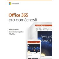 Microsoft Office 365 Home 2019 (1 Year) (EN) (PKC)