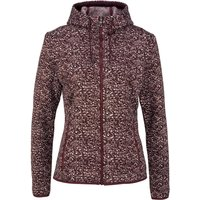 Jack Wolfskin Belleville Jacket burgundy all over