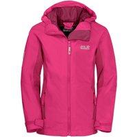Jack Wolfskin Grivla Jacket tropic pink