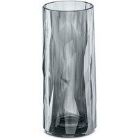 Koziol CLUB NO. 3 long drink glasses - transparent gray - 250 ml