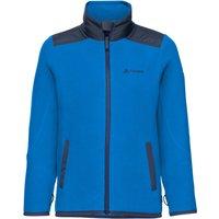 VAUDE Kids Racoon Fleece Jacket radiate blue
