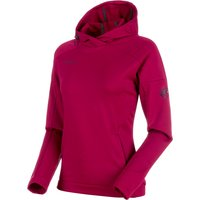 Mammut Runbold Midlayer Jacket hooded Women (2018) beet