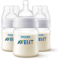 Avent Classic+ Feeding Bottle 125ml 4-pack