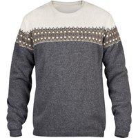 Fjällräven Övik Scandinavian Sweater Men dusk