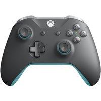 Microsoft Xbox One Wireless Controller Grey & Blue Edition