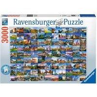 Ravensburger 99 Beautiful Places in Europe