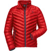 Schöffel Val D'Isere 2 Thermojacke flame scarlet
