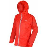 Regatta Pack It III Women's Waterproof Jacket Neon Peach