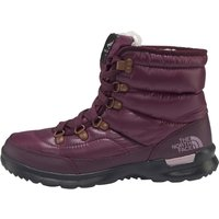 The North Face Thermoball Lace II Women shiny fig/vintage white