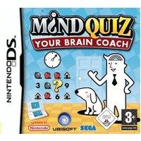 Mind Quiz: Your Brain Coach (DS)
