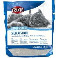 Trixie Simple'n'Clean Silicate Cat Litter 8l