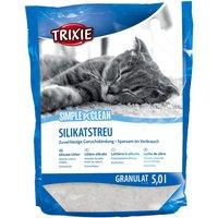 Trixie Simple'n'Clean Silicate Cat Litter 5l